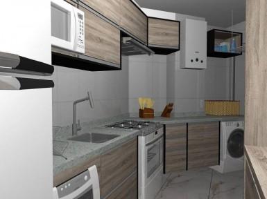 [Projeto de cozinha planejada na Vila Prudente SP]