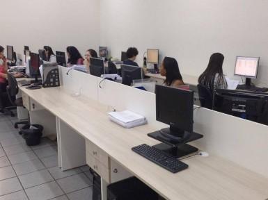 [Móveis de escritório no Tucuruvi SP, mesa estação de trabalho ]