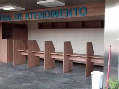 [Móveis de escritório em Santana SP, mesas de trabalho para atendimento ao público ]
