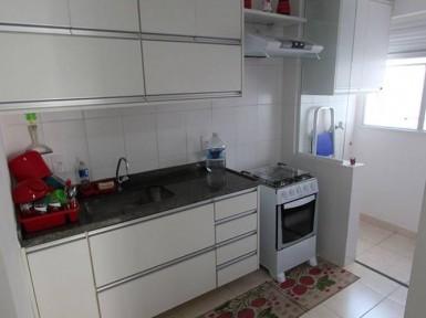[Cozinha planejada em Praia Grande SP, MDF branco]