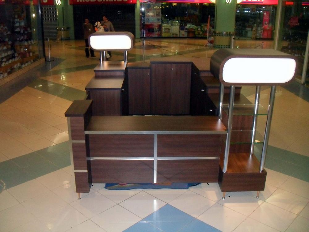 Móveis para empresas em Guarulhos SP, Quiosque de vendas  - Foto 1