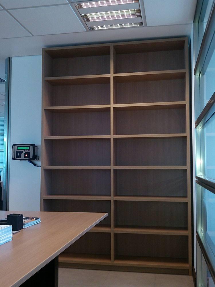[Móveis de escritório em SP, estante de livros]