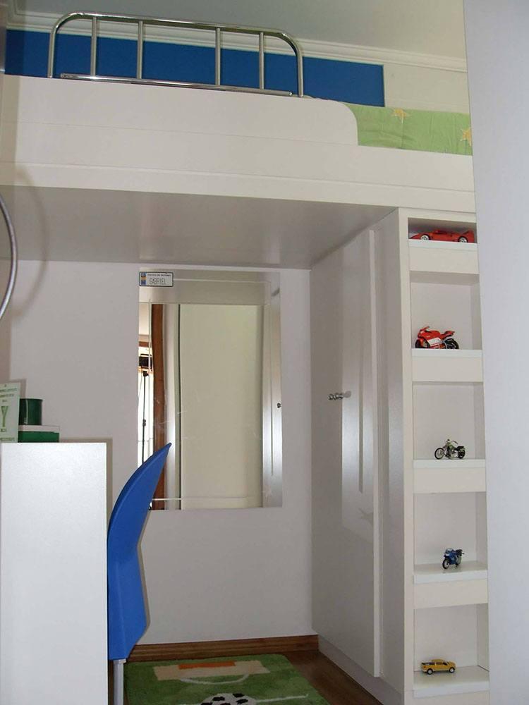 Dormitório Planejado no Tucuruví SP, dormitório infantil - Foto 1