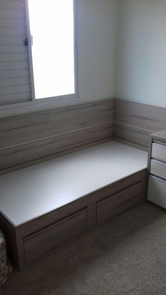Dormitório Planejado em Santana Zona Norte SP, home office - Foto 3