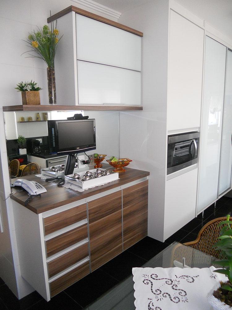Cozinha planejada no Tatuapé Zona Leste SP - Foto 1