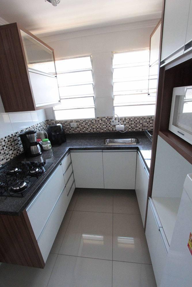 Cozinha planejada na Capital de SP para apto pequeno - Foto 1