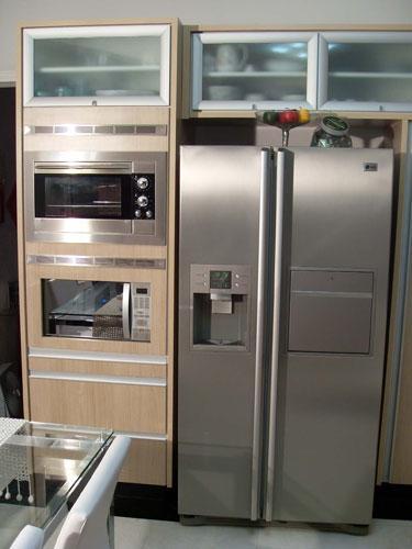 Cozinha planejada no Tucuruvi Zona Norte SP com torre para forno e microondas - Foto 3