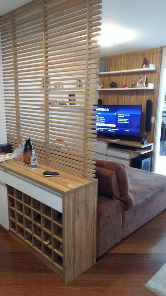 Móveis planejados para sala na Moóca em SP - Foto 1