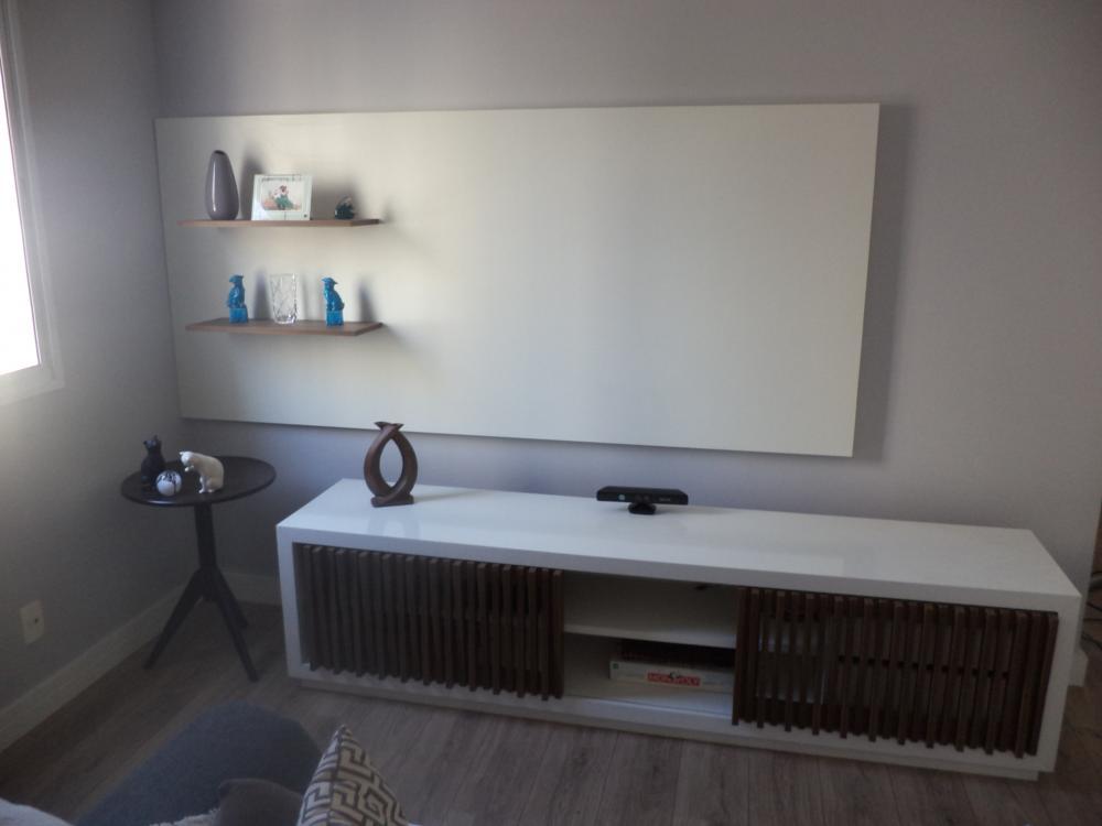 Móveis sob medida para Sala planejada no Brás em SP com rack e painel de tv - Foto 1