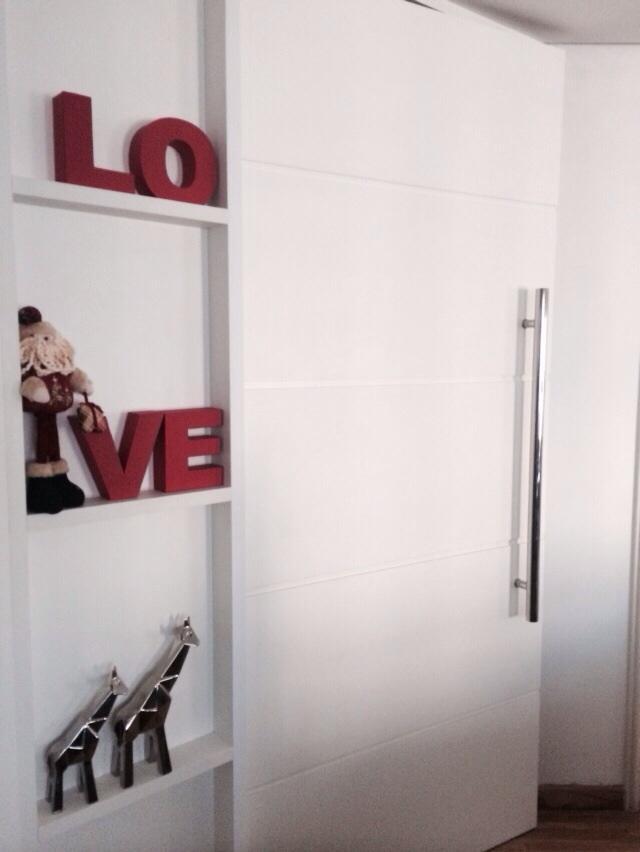 Marcenaria - Porta Pivotante para sala em SP - Foto 2