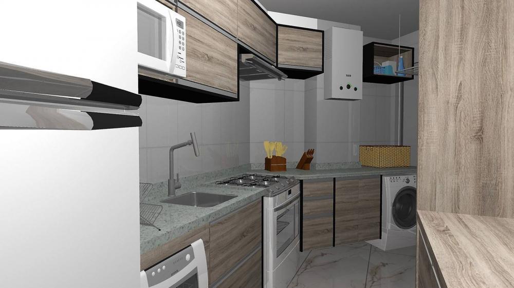 Projeto de cozinha planejada na Vila Prudente SP - Foto 1
